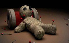 Как сделать куклу вуду на человека самостоятельно в домашних условиях из ткани, свечей, ниток?