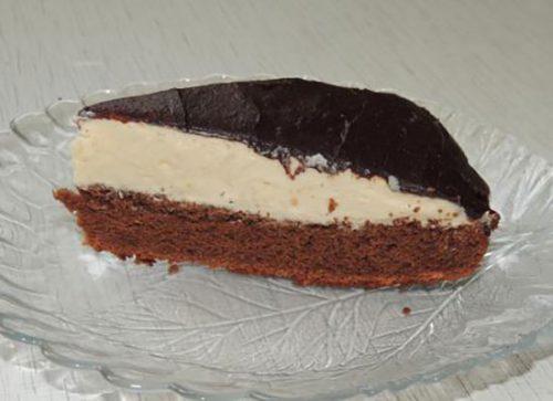 Торт Эскимо готов