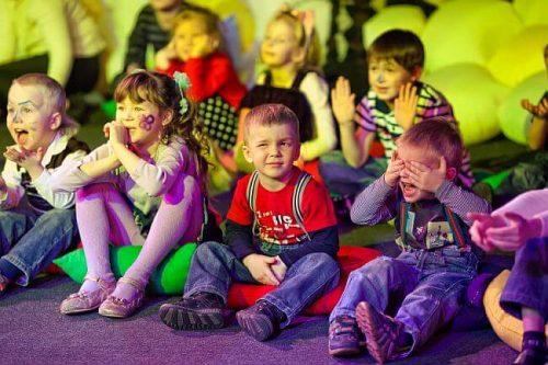 конкурсы для детей из детского дома