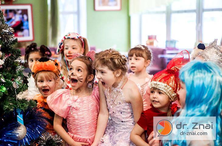 Новый год для детей 2-3 лет в детском саду
