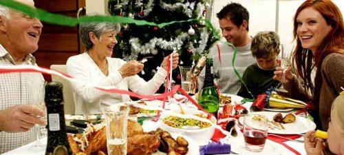 Новогодние конкурсы для всей семьи дома