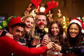 Конкурсы на новогодний корпоратив с коллегами: прикольные, смешные и самые интересные