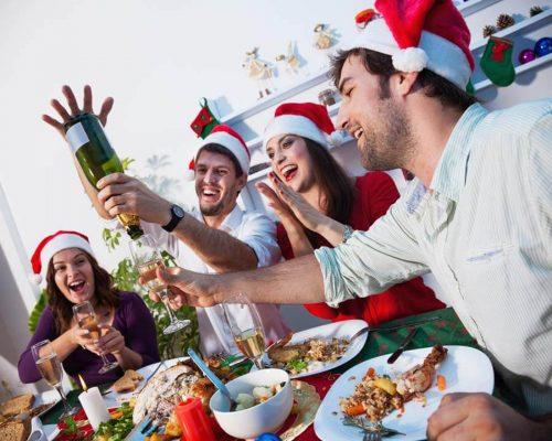 Веселые конкурсы на новый год для семьи