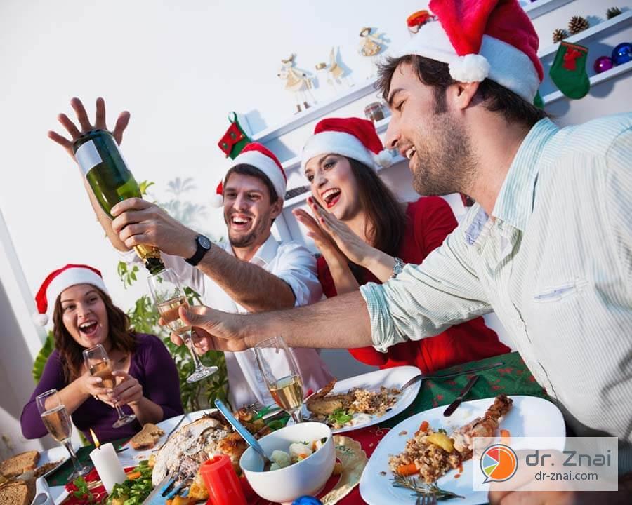 Конкурсы на новый год не за столом