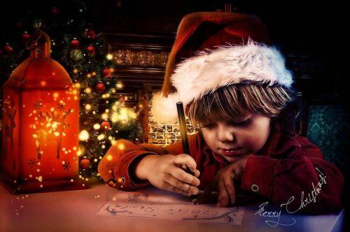 Загадывание желаний в Новый год