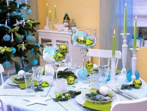 Приметы про новогодний стол