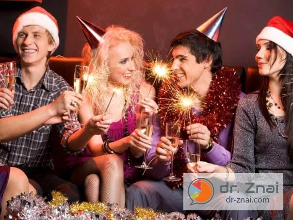 Самые смешные конкурсы на новый год