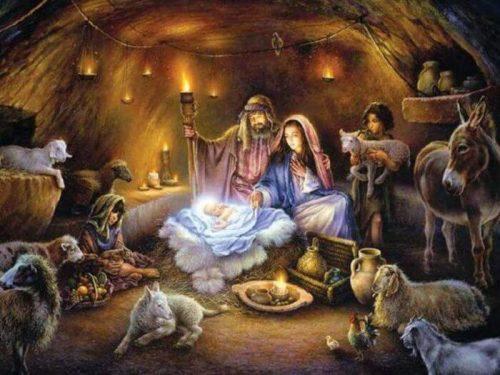 Библейская история Рождество