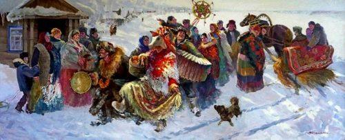 Рождество Христово до револ