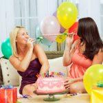 Веселые застольные конкурсы на день рождения
