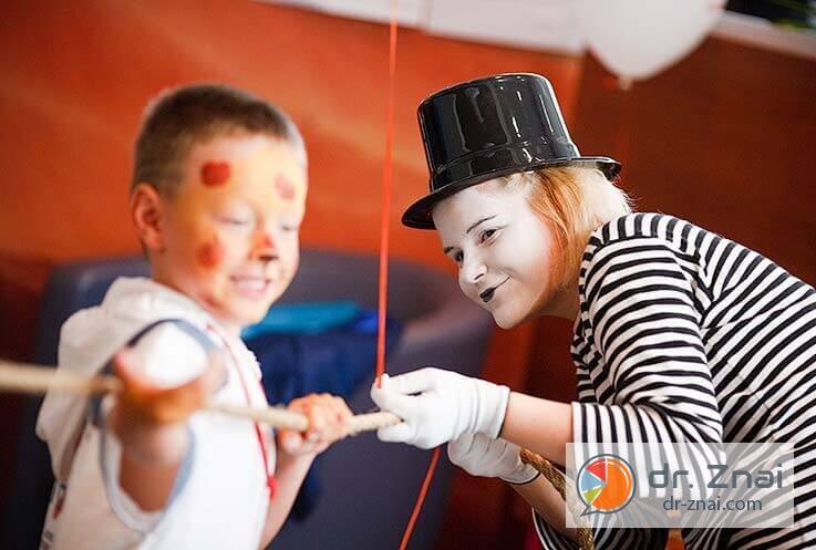 Игры и конкурсы для детей 4 лет на день рождения