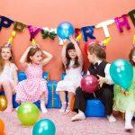 Конкурсы на дне рождении для детей